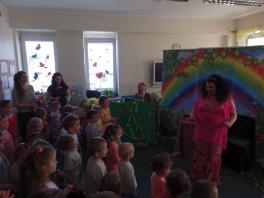 2016 2017 Wrzesień Luty Niepubliczne Przedszkole Smyk